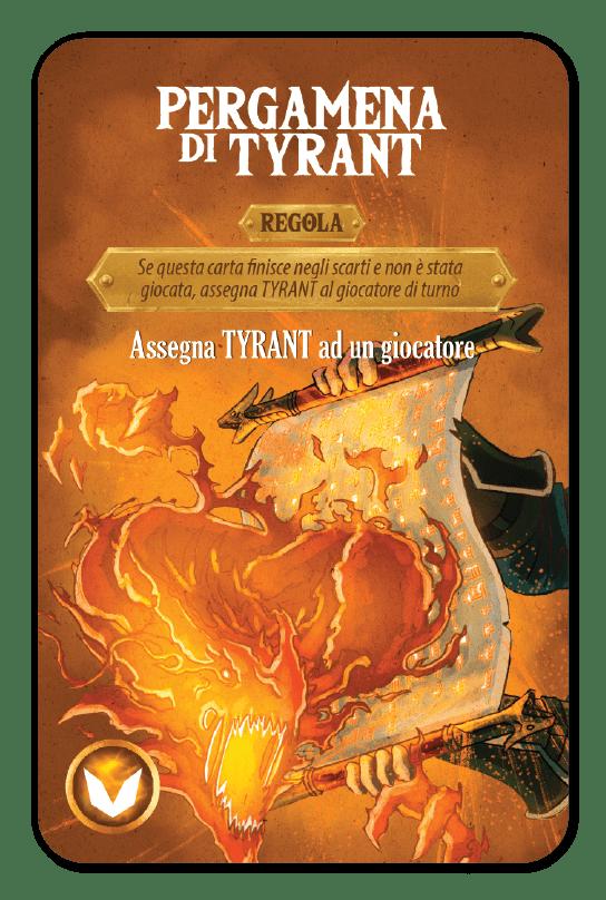 PERGAMENA DI TYRANT